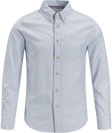 PRODUKT Oxford Kauluspaita, Chambray Blue