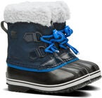 Sorel Youth Pac Nylon Talvisaappaat, Collegiate Navy