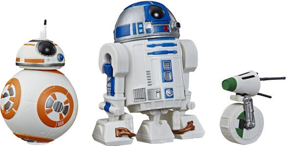 Star Wars E9 Hahmot, Droid 3-pack