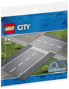 LEGO City Supplementary 60236 Suora Tie ja T-risteys