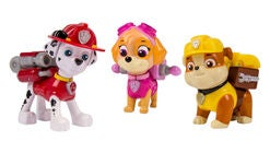 Ryhmä hau Action Pack Pups 3-Pack