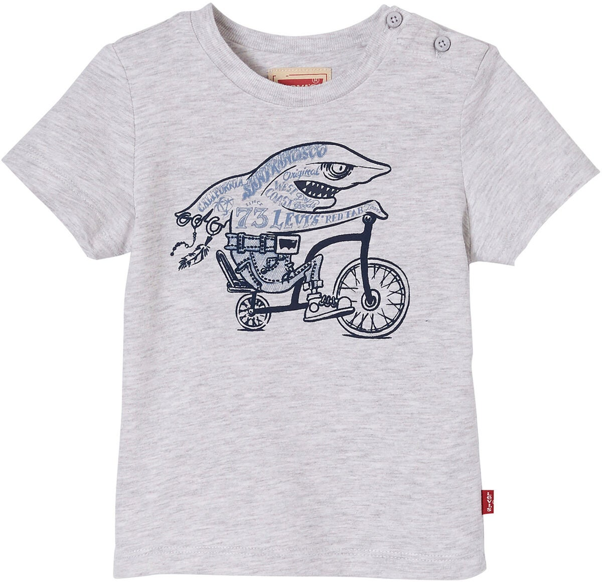Levi's Kids T-Paita, Light China