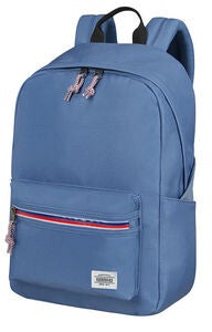 American Tourister Upbeat Zip Reppu 19.5L, Denim Blue