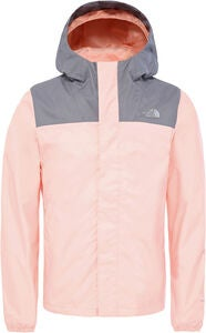 The North Face Resolve Reflective Takki, Pink Salt