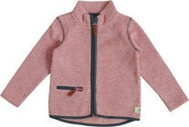 Ebbe Dash Fleecetakki, Dove Pink