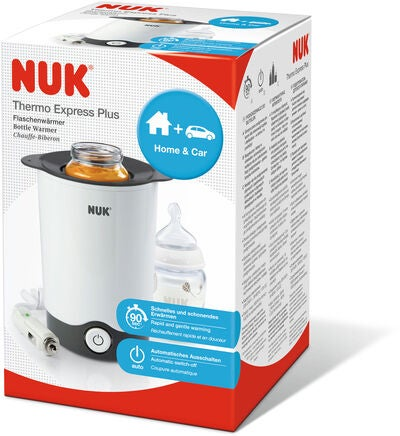 NUK Thermo Express Plus Pullonlämmitin