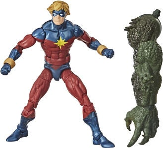Marvel Build-A-Figure Abomination Figuuri Mar-Vell