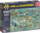 Jumbo Palapeli Jan van Haasteren Deep Sea Fun 1000