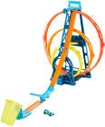 Hot Wheels Track Builder Unlimited Triple Loop Autorata