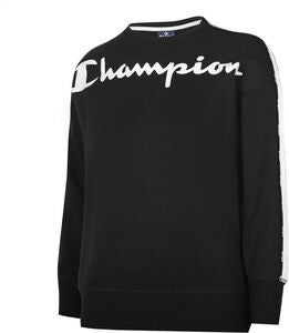 Champion Kids Crewneck Paita, Black Beauty
