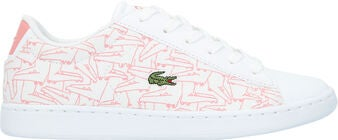 Lacoste Carnaby Evo 318 Kengät, White/Pink