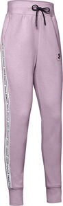 Under Armour Sportstyle Fleece Housut, Pink Fog
