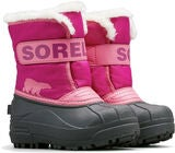 Sorel Children's Snow Commander Talvisaappaat, Tropic Pink/Deep Blush
