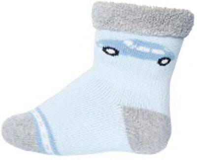MP Socks Sukat Fleece, Light Blue