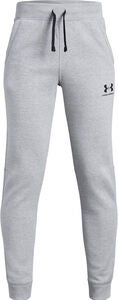 Under Armour EU Cotton Fleece Housut, Steel