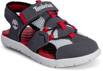 Timberland Perkins Row Fisherman Sandaalit, Dark Grey