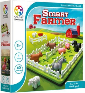 Smart Games Peli Smart Farmer