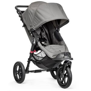 Baby Jogger City Elite Lastenrattaat, Grey