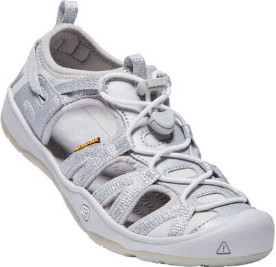 KEEN Moxie Youth Sandaalit, Silver