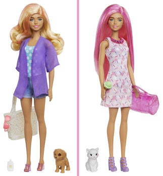 Barbie Color Reveal Beach To Party Nukke