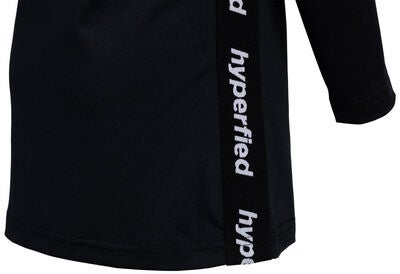 Hyperfied Running Tape Logo Sweater, Anthracite