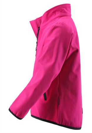 Reima Takki Softshell Recharge, Candy Pink