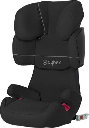 Cybex Solution X-Fix Turvavyöistuin, Pure Black