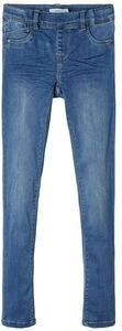 Name it Polly Jeggingsit, Medium Blue Denim