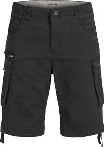 Jack & Jones Chop Cargo Shortsit, Black