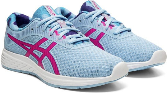 Asics Patriot 11 GS SP Lenkkarit, Heritage Blue/Pink Glo