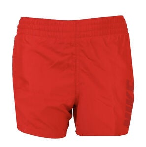 Nike Swim Logo Solid Uimashortsit, University Red