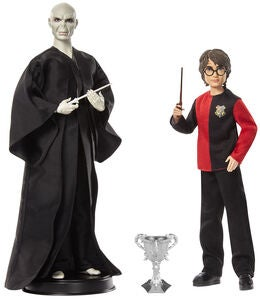 Harry Potter & Voldemort Fashion Nuket