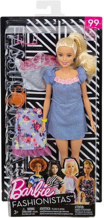 Barbie Fashionistas Nukke 99