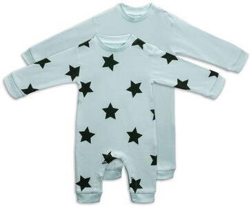Tiny Treasure Maxime Jumpsuitit, Opal Blue