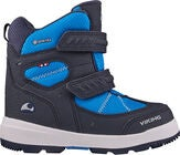 Viking Toasty II GTX Talvikengät, Navy/Blue