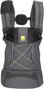 Lillebaby Pursuit All Seasons Kantoreppu, Graphite