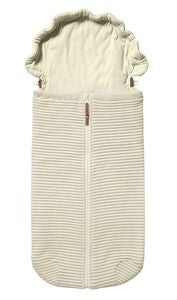 Joolz Ribbed Lämpöpussi, Off-White