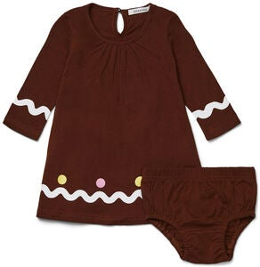 Luca & Lola Mekko Gingerbaby, Brown