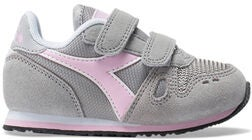 Diadora Simple Run TD Tennarit, Grey Alaska
