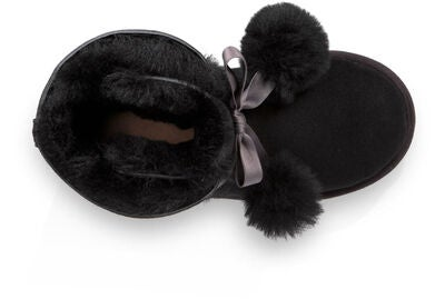 UGG Gita Toddler Saappaat, Black