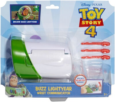 Disney Pixar Toy Story Buzz Lightyear Wrist Communicator Ranneke