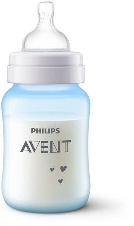 Philips Avent Anti-Colic Tuttipullo 260ml, Sininen