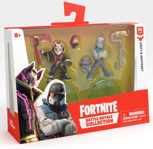 Fortnite Battle Royale W2 Figuurit Drift & Abstrakt Duo Pack S1