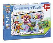 Ravensburger Ryhmä Hau Super Pups In Action Palapelit 2x12
