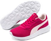 Puma ST Activate Jr Tennarit, Pink