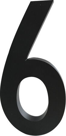 Design Letters Architect Numbers 50mm 6