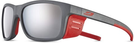 Julbo Cover Spectron 4 Vauvan Aurinkolasit, Dark Grey/Red