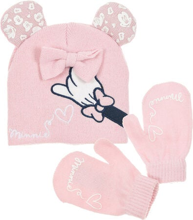 Disney Minni Hiiri Pipo & Lapaset, Light Pink