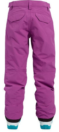 Burton Girls Sweetart Toppahousut, Grapeseed