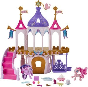 My Little Pony Lelusetti Friendship Castle